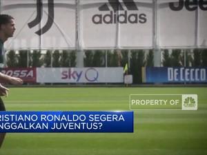 Cristiano Ronaldo Segera Tinggalkan Juventus?