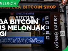 Harga Bitcoin Terus Melonjak Tinggi