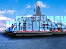 Bukan Main-Main, RI Sudah Bisa Bikin Kapal Perang 'Siluman'