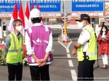 Sempat Tolak, Jokowi & Anies Resmikan Tol Dalam Kota Jakarta!