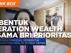 Membentuk Generation Wealth Masa Depan Bersama BRI Prioritas