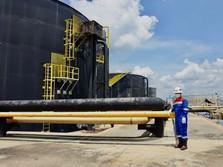 Rukun Raharja Bidik Rp 286 M di Proyek Pipa Gas Blok Rokan
