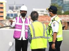 Jokowi Resmikan Tol Pulo Gebang, Saham Konstruksi 'Ngamuk'!