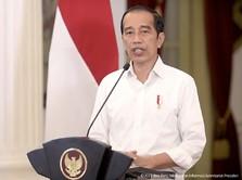 Target Jokowi : Akhir Bulan Ini 100 Juta Orang Harus Divaksin