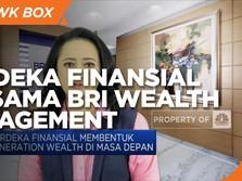 Raih Merdeka Finansial Bersama BRI Wealth Management