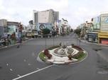 Potret Ho Chi Minh Vietnam Lockdown, Jalan Sepi Bak Kota Mati