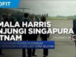 Wapres AS Kamala Harris Kunjungi Singapura & Vietnam