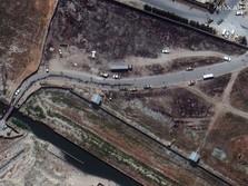Terungkap, Ini Sumber Ledakan Dekat Bandara Kabul Afghanistan