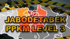 Jabodetabek hingga Bandung Turun Jadi PPKM Level 3
