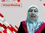 Ritel Menjamur, OJK: Waspada Pompom Saham & Investasi Bodong!