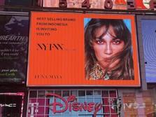 Rano Karno Heran Banyak Billboard Artis RI di New York AS