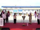 Duet Jokowi-Prabowo, Tol Pertama di Kalimantan Tuntas 100%