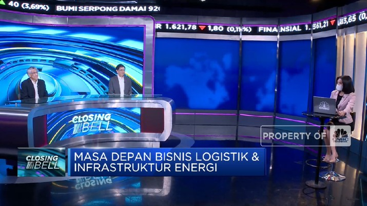 Masa Depan Bisnis Kapal FSRU Pemasok Gas di Indonesia (CNBC Indonesia TV)
