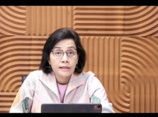 Blak-blakan Sri Mulyani Soal Tingginya Target Pajak 2022