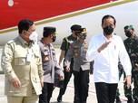 'Kemesraan' Jokowi & Prabowo: Food Estate ke Ibu Kota Baru