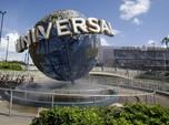Kalahkan Varian Delta, China Buka Universal Studio Beijing!
