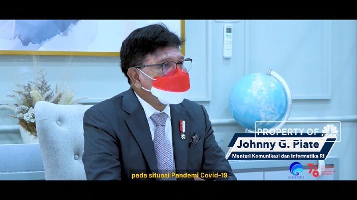 Bersama Membangun Digitalisasi Indonesia Yang Lebih Tangguh (CNBC Indonesia TV)