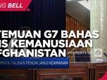 Inggris Gelar Pertemuan G7 Bahas Krisis Afghanistan