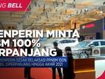 Kemenperin Desak PPnBM 100% Mobil Bisa Diperpanjang