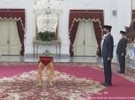 Sah! Jokowi Lantik Gubernur & Wagub Kalsel, Siapa Dia?