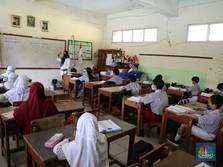 Bun, 610 Sekolah di DKI Sudah Bisa Tatap Muka Mulai Besok