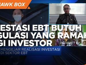 Komisi VII: Investasi EBT Butuh Regulasi Yang Ramah Investor