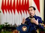 Jokowi: RI Punya Peluang Ekonomi Tumbuh Lebih Tinggi