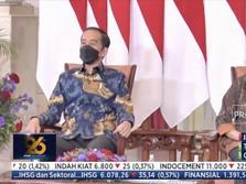 Di Depan 100 Ekonom, Jokowi Ungkap 3 Strategi Besar RI