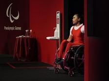 Jokowi Happy, Ni Nengah Widiasih Raih Perak di Paralimpiade