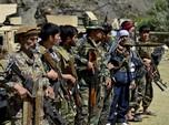 Afghanistan Makin Panas, Muncul Anti Taliban Latihan Militer