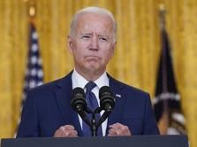 Corona Menggila di Amerika, Biden Tak Lagi Dipercaya Rakyat?