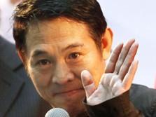 Jet Li dan Sederet Artis Masuk Daftar Hitam Pemerintah China