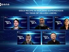 Mengintip Ambisi Dompet Digital DANA Jadi Super Apps