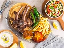 Heboh Cairo Food: Masakan Arab, Hingga Snack Timur Tengah