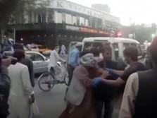 Bak Kiamat, Cerita Saksi soal Bom Bandara Kabul Afghanistan