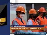 Pemerintah Sita Aset BLBI Hingga AirAsia Pesaing Grab & Gojek
