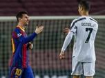 Membandingkan Gaji Messi & Ronaldo, Siapa yang Lebih Besar?