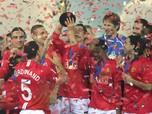 Balik ke MU, Ini Piala yang Diraih Ronaldo untuk Setan Merah