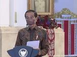 RS di RI Hampir Kolaps, Jokowi Akhirnya Sampaikan Kabar Baik