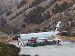 Intip Kafe Gaul Anak Muda Palestina, dari Badan Pesawat
