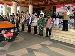 Kepala BNPB Luncurkan Mobil Masker di Wilayah Aceh
