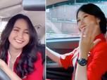Wuih, Intip Penampakan Pramugari AirAsia Jadi Driver Ojol