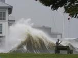 AS Diterjang Badai Ida, 620 Ribu Orang