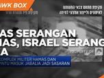 Balas Serangan Hamas, Israel Serang Gaza
