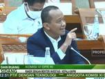 Panas! Andre Cecar Bahlil Soal Izin Pabrik Semen Kalimantan
