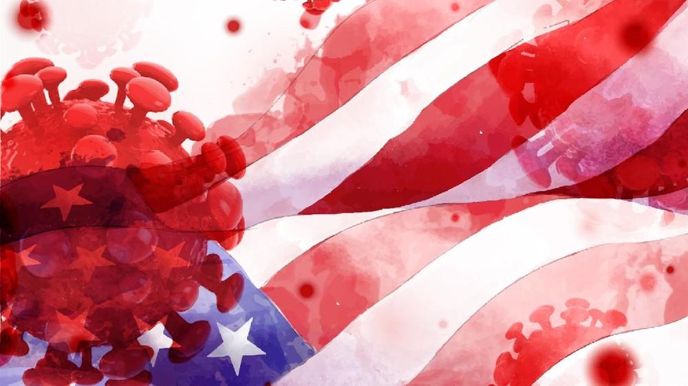AS Tersengat Gelombang Besar Covid-19 Lagi