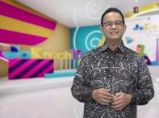 Curahan Hati Anies Baswedan: Ekonomi DKI Drop Kemudian Lompat