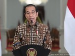 Kabar Baik Jokowi: Covid-19 di RI Sudah Lewati Puncaknya!