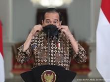 Jokowi Longgarkan PPKM! Happy Tapi Tetap Hati-hati...
