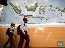 Ini Wilayah PPKM Level 1 di Jawa dan Bali, Cek Faktanya